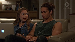 Piper Willis, Tyler Brennan in Neighbours Episode 7366