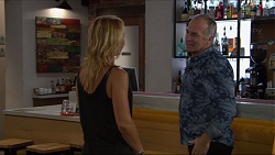 Steph Scully, Walter Mitchell in Neighbours Episode 7366