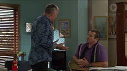Walter Mitchell, Toadie Rebecchi in Neighbours Episode 7366