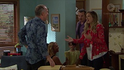Walter Mitchell, Steph Scully, Nell Rebecchi, Toadie Rebecchi, Sonya Rebecchi in Neighbours Episode 7367