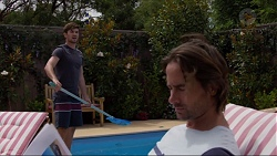 Ned Willis, Brad Willis in Neighbours Episode 7367