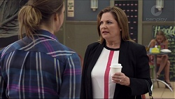 Amy Williams, Terese Willis in Neighbours Episode 7367