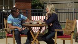 Brad Willis, Lauren Turner in Neighbours Episode 7368
