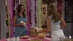 Amy Williams, Xanthe Canning in Neighbours Episode 7368