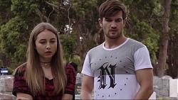 Piper Willis, Ned Willis in Neighbours Episode 7368