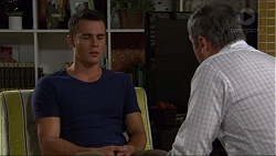 Jack Callaghan, Karl Kennedy in Neighbours Episode 7368