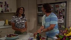 Paige Novak, Brad Willis in Neighbours Episode 7368
