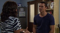 Paige Novak, Jack Callaghan in Neighbours Episode 7368