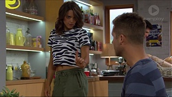 Paige Smith, Mark Brennan in Neighbours Episode 7369