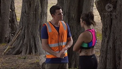 Jack Callahan, Paige Smith in Neighbours Episode 7369