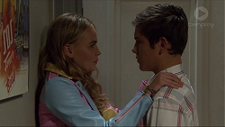 Xanthe Canning, Angus Beaumont-Hannay in Neighbours Episode 7369