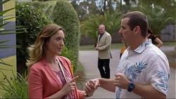 Sonya Mitchell, Walter Mitchell, Toadie Rebecchi in Neighbours Episode 7370