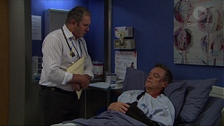 Karl Kennedy, Paul Robinson in Neighbours Episode 7370