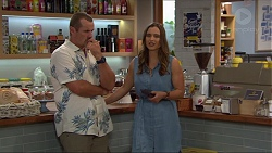 Toadie Rebecchi, Amy Williams in Neighbours Episode 7370