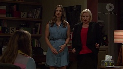Piper Willis, Amy Williams, Sheila Canning in Neighbours Episode 7370