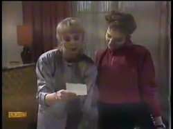 Jane Harris, Gail Robinson in Neighbours Episode 0862