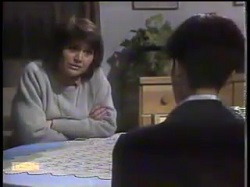 Beverly Marshall, Hilary Robinson in Neighbours Episode 0862