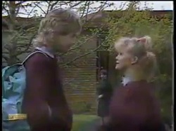 Nick Page, Sharon Davies in Neighbours Episode 0862