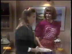 Bronwyn Davies, Madge Bishop in Neighbours Episode 0863