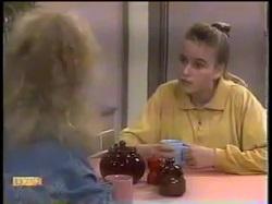 Sharon Davies, Bronwyn Davies in Neighbours Episode 0863