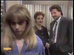 Jane Harris, Gail Robinson, Mark Granger in Neighbours Episode 0863