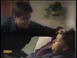 Joe Mangel, Toby Mangel in Neighbours Episode 0864