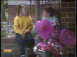 Katie Landers, Toby Mangel in Neighbours Episode 0864