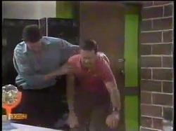 Des Clarke, Malcolm Clarke in Neighbours Episode 0864