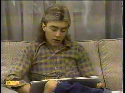Nick Page in Neighbours Episode 0866