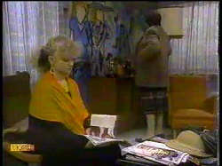 Sharon Davies, Edith Chubb in Neighbours Episode 0866