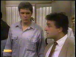 Joe Mangel in Neighbours Episode 0866