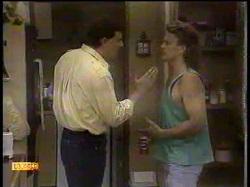 Des Clarke, Henry Ramsay in Neighbours Episode 0867