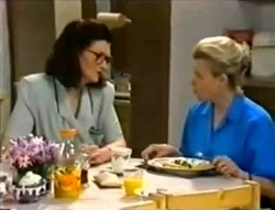 Dorothy Burke, Helen Daniels in Neighbours Episode 1574