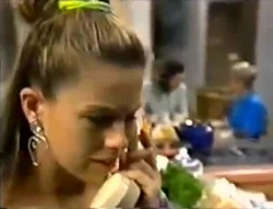 Lucy Robinson in Neighbours Episode 1574