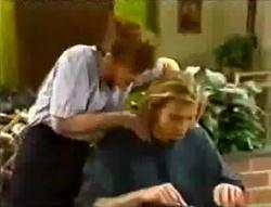 Pam Willis, Brad Willis in Neighbours Episode 1574