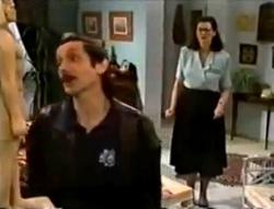 Trevor Youngman, Dorothy Burke in Neighbours Episode 1574