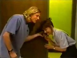 Brad Willis, Pam Willis in Neighbours Episode 1574