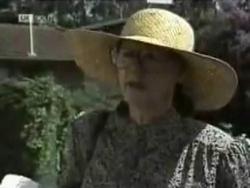 Dorothy Burke in Neighbours Episode 1583