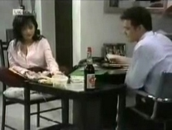 Caroline Alessi, Paul Robinson in Neighbours Episode 1583