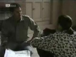 Bob Landers, Todd Landers in Neighbours Episode 1584