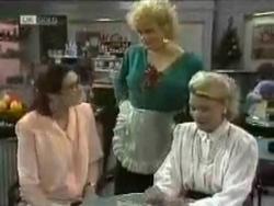 Dorothy Burke, Brenda Riley, Helen Daniels in Neighbours Episode 1584