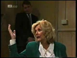 Detective Taylor, Madge Bishop in Neighbours Episode 1698