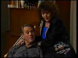 Doug Willis, Pam Willis in Neighbours Episode 1699