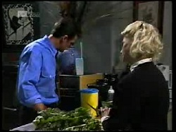 Paul Robinson, Helen Daniels in Neighbours Episode 1699