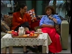 Dorothy Burke, Pam Willis in Neighbours Episode 1700