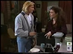 Brad Willis, Gaby Willis in Neighbours Episode 1701