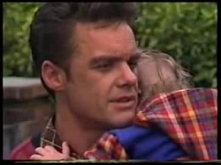 Paul Robinson, Andrew Robinson in Neighbours Episode 1701
