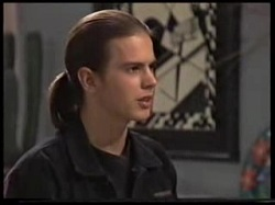 Todd Landers in Neighbours Episode 1701
