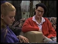 Phoebe Bright, Dorothy Burke in Neighbours Episode 1702