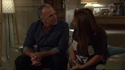 Walter Mitchell, Terese Willis in Neighbours Episode 7371